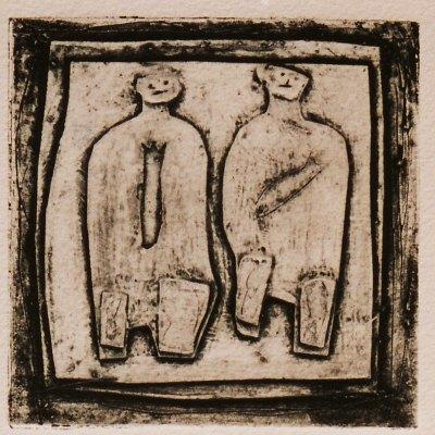 Ninguen-Two People