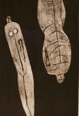 Ninguen-Man and Woman